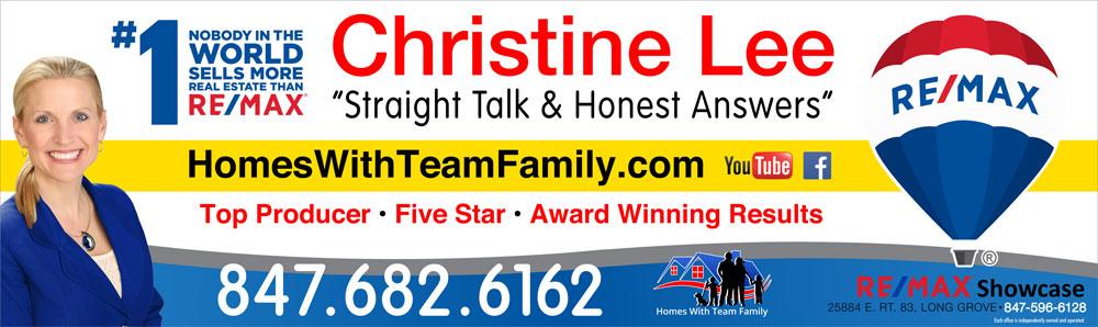 Christine Lee's Banner
